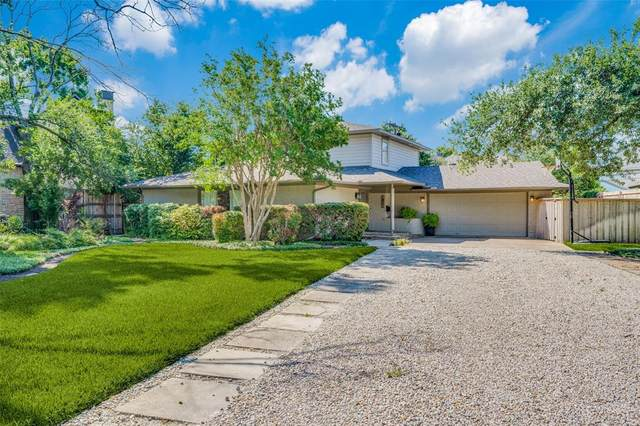 4330 Shirley Drive, Dallas, TX 75229 (MLS #14608514) :: Real Estate By Design