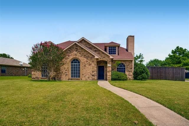 4617 Hunters Ridge Drive, Sachse, TX 75048 (MLS #14608532) :: The Mauelshagen Group