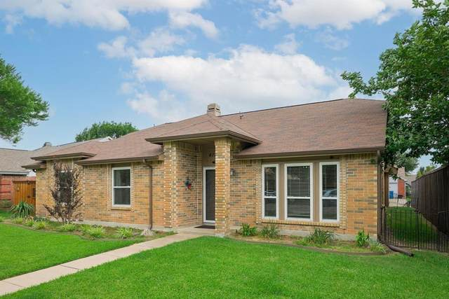 4153 Newton Street, The Colony, TX 75056 (MLS #14608539) :: Wood Real Estate Group