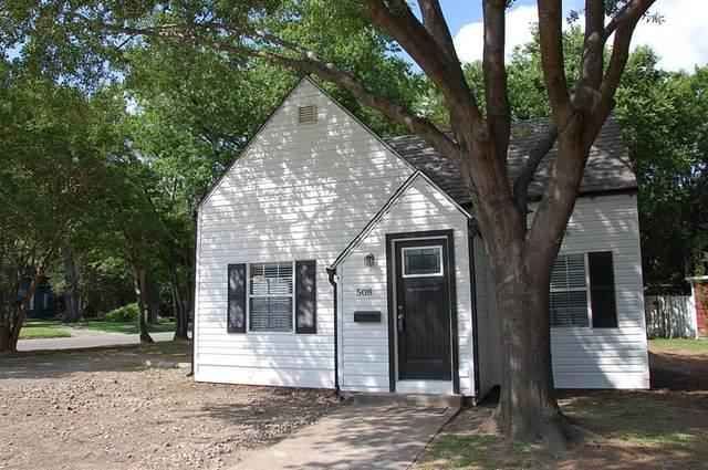 508 W Brin Street, Terrell, TX 75160 (MLS #14608571) :: Craig Properties Group