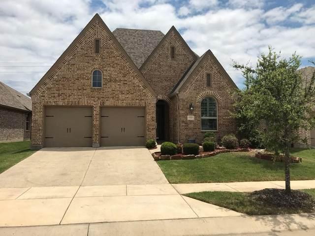 9004 Terrel Street, Lantana, TX 76226 (MLS #14608591) :: Real Estate By Design