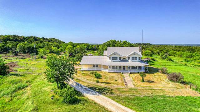 1080-25 W Fm 1188, Stephenville, TX 76401 (MLS #14608600) :: Front Real Estate Co.