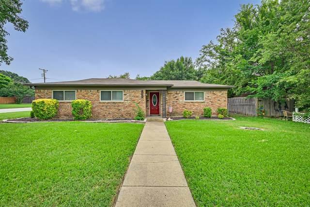 7628 Deaver Drive, North Richland Hills, TX 76180 (MLS #14608601) :: The Hornburg Real Estate Group