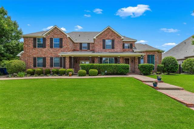 1736 Country Brook Lane, Allen, TX 75002 (MLS #14608621) :: 1st Choice Realty