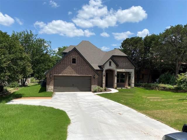 1213 Comanche Cove Drive, Granbury, TX 76048 (MLS #14608640) :: The Chad Smith Team