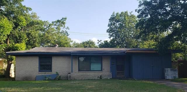 2364 San Marcus Avenue, Dallas, TX 75228 (MLS #14608670) :: The Great Home Team