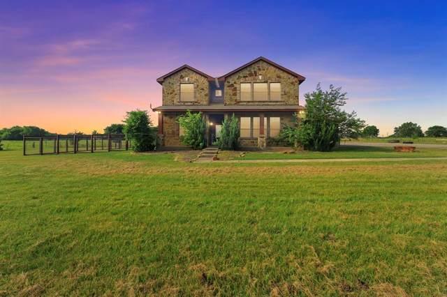 7675 Michael Road, Sanger, TX 76266 (MLS #14608707) :: Crawford and Company, Realtors