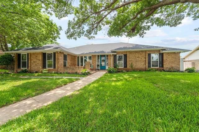 4504 Francisco Court, Fort Worth, TX 76133 (MLS #14608713) :: Crawford and Company, Realtors
