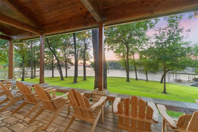 132 Lake Terrace Drive, Mabank, TX 75156 (MLS #14608721) :: The Hornburg Real Estate Group