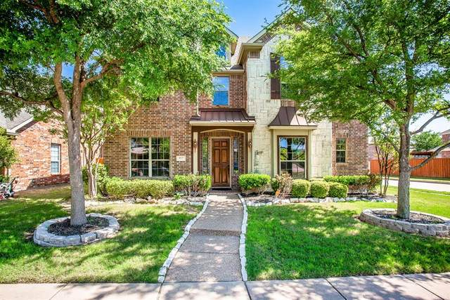 927 Panther Lane, Allen, TX 75013 (MLS #14608753) :: Crawford and Company, Realtors