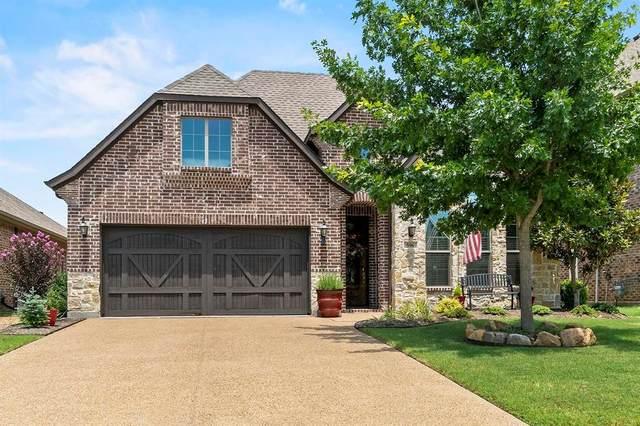 596 Bordeaux Drive, Rockwall, TX 75087 (MLS #14608784) :: The Mauelshagen Group