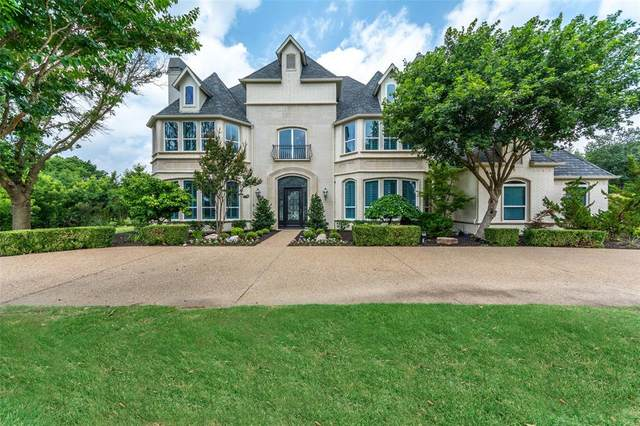 2561 Lakeview Court, Prosper, TX 75078 (MLS #14608788) :: The Property Guys