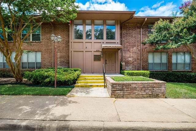 10558 High Hollows Drive #244, Dallas, TX 75230 (MLS #14608800) :: The Kimberly Davis Group