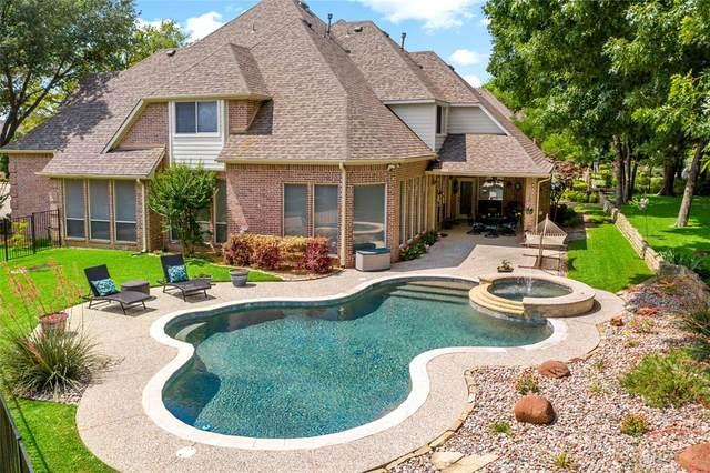 7006 Calm Meadow Court, Garland, TX 75044 (MLS #14608808) :: Feller Realty