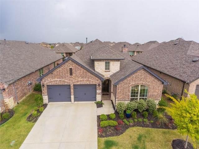 10009 Denali Drive, Little Elm, TX 75068 (MLS #14608830) :: The Hornburg Real Estate Group