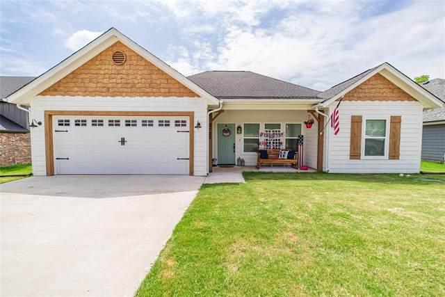 2703 San Gabriel Drive, Granbury, TX 76048 (MLS #14608910) :: The Good Home Team