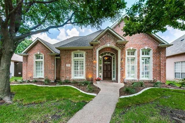 903 Troon Circle, Richardson, TX 75081 (MLS #14608917) :: Real Estate By Design