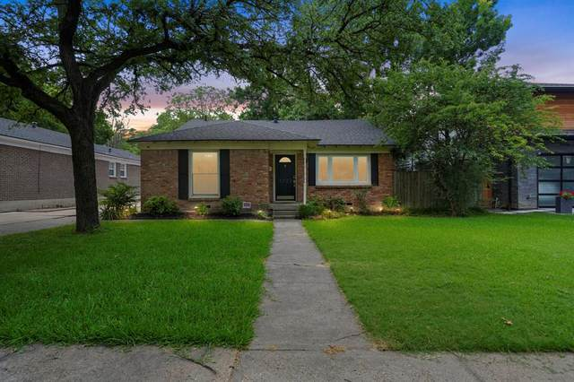 3722 Park Lane, Dallas, TX 75220 (MLS #14608929) :: The Kimberly Davis Group