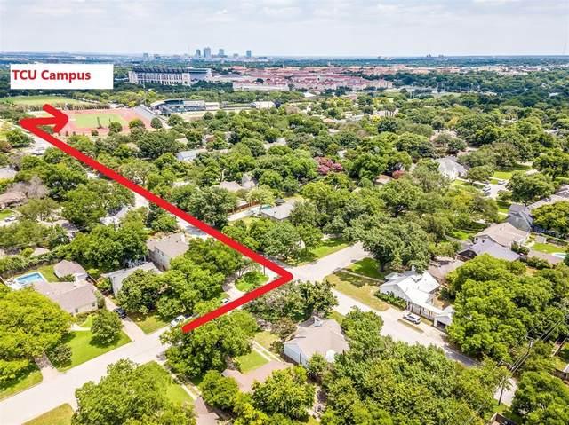 3805 Hilltop Road, Fort Worth, TX 76109 (MLS #14608946) :: Real Estate By Design