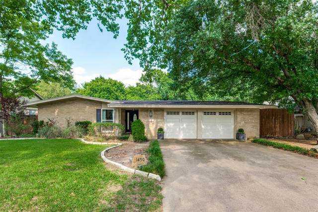 1430 Cheyenne Drive, Richardson, TX 75080 (MLS #14608963) :: Rafter H Realty