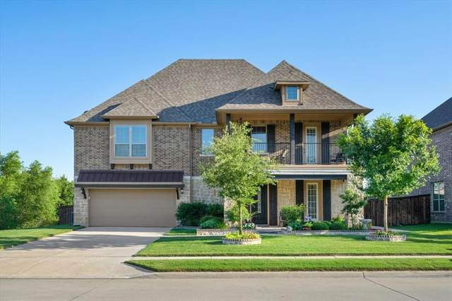3811 Heritage Park Drive, Sachse, TX 75048 (MLS #14608964) :: Russell Realty Group