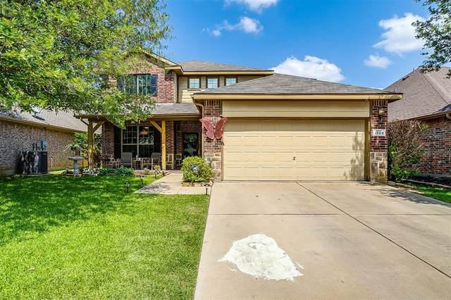 1509 Wickham Drive, Burleson, TX 76028 (MLS #14608965) :: Real Estate By Design