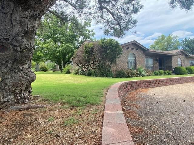 1008 S Sweetwater Street, Wheeler, TX 79096 (MLS #14608977) :: The Property Guys