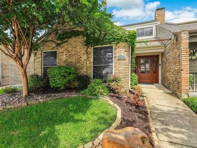 6812 Anglebluff Circle, Dallas, TX 75248 (MLS #14608999) :: Jones-Papadopoulos & Co