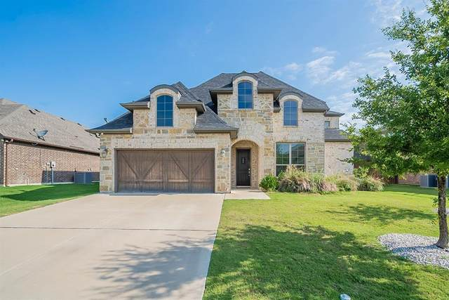 331 Western Sky Lane, Waxahachie, TX 75165 (MLS #14609120) :: The Property Guys