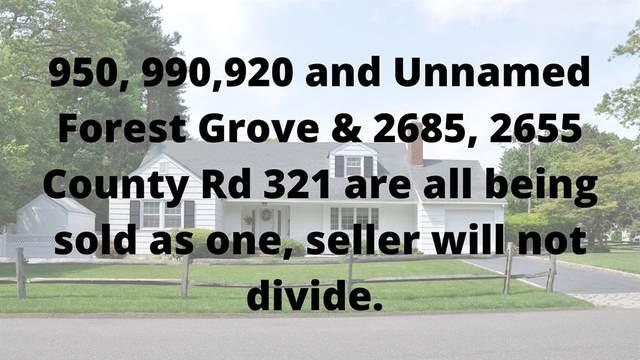 950 W Forest Grove Road, Lucas, TX 75002 (MLS #14609124) :: Feller Realty