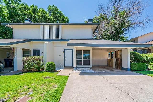 2808 Nova Drive, Garland, TX 75044 (MLS #14609168) :: Feller Realty