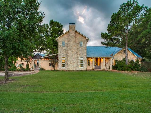 3582 Hartlee Field Road, Denton, TX 76208 (MLS #14609185) :: The Property Guys