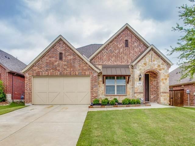 1300 Caney Creek Lane, Mckinney, TX 75071 (MLS #14609188) :: The Property Guys