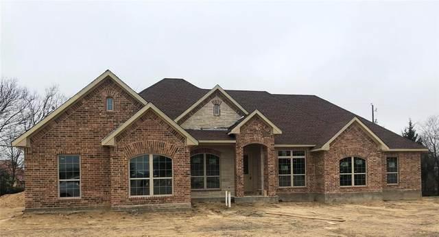 2907 Troon, Ennis, TX 75119 (MLS #14609256) :: The Property Guys