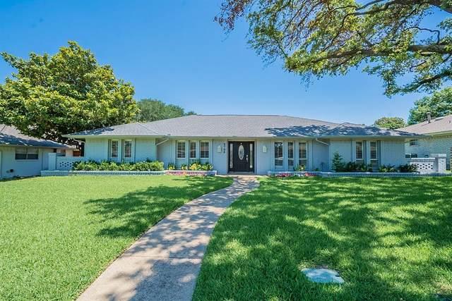 2705 Westridge Drive, Plano, TX 75075 (MLS #14609260) :: The Property Guys