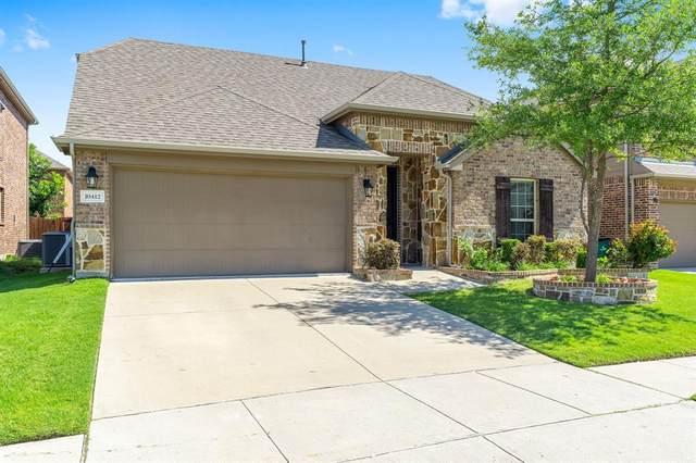 10412 Musketball Place, Mckinney, TX 75072 (MLS #14609299) :: The Mauelshagen Group