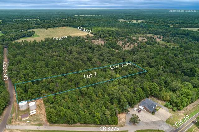 Lot 7 County Road 3277, Mineola, TX 75773 (MLS #14609328) :: The Good Home Team