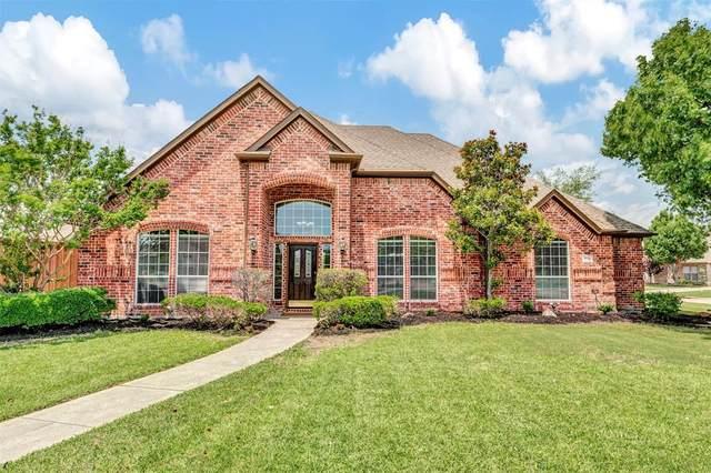 712 Chapel Court, Lucas, TX 75002 (MLS #14609358) :: Rafter H Realty