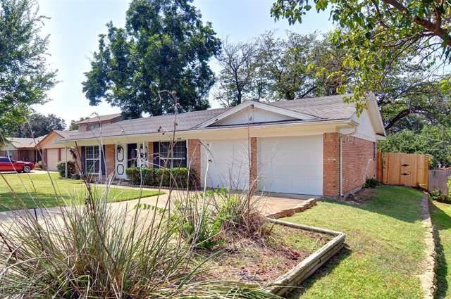 3112 Conejos Drive, Fort Worth, TX 76116 (MLS #14609400) :: Craig Properties Group