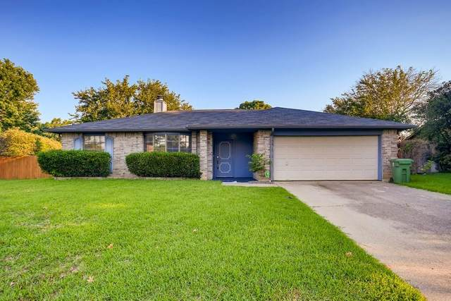 2937 Turtlerock Drive, Bedford, TX 76021 (MLS #14609421) :: Russell Realty Group
