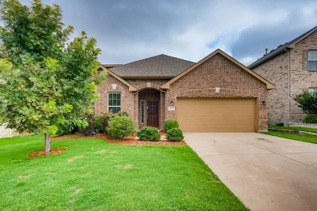 2753 Calmwood Drive, Little Elm, TX 75068 (MLS #14609422) :: The Property Guys