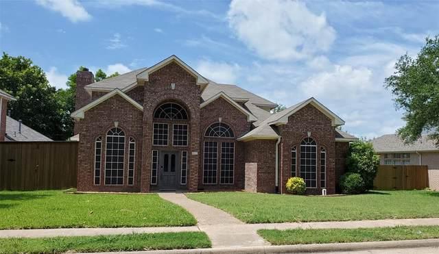 9022 Clearlake Drive, Rowlett, TX 75088 (MLS #14609526) :: Feller Realty