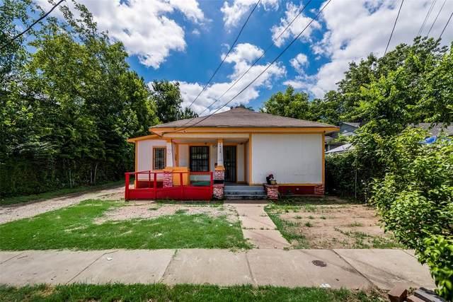 2438 Harding Street, Dallas, TX 75215 (MLS #14609530) :: The Property Guys