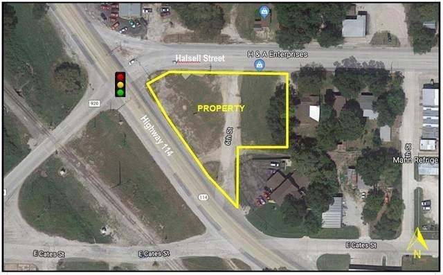 604 Halsell Street, Bridgeport, TX 76426 (MLS #14609531) :: Robbins Real Estate Group