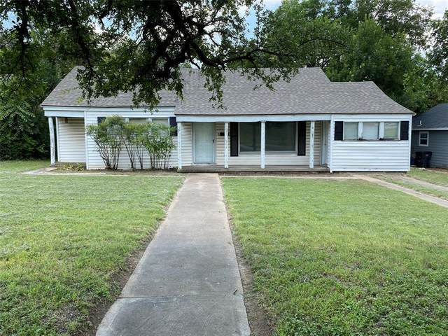 6149 Calmont Avenue, Fort Worth, TX 76116 (MLS #14609533) :: Crawford and Company, Realtors