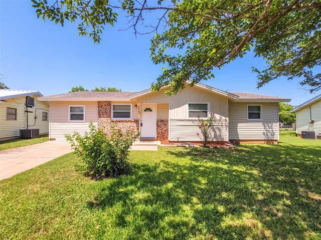4342 Sherwood Drive, Abilene, TX 79606 (MLS #14609626) :: Feller Realty