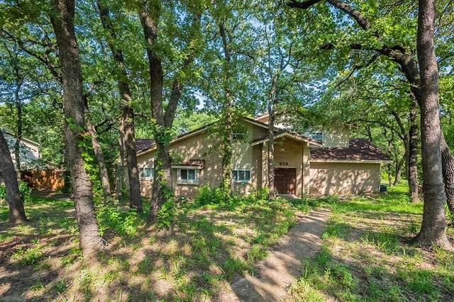 929 Highwoods Trail, Fort Worth, TX 76112 (MLS #14609737) :: Real Estate By Design