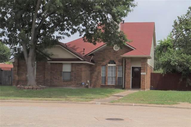 653 Meadowbrook Street, Allen, TX 75002 (MLS #14609788) :: The Good Home Team