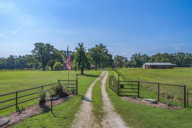 776 Vz County Road 3209, Wills Point, TX 75169 (MLS #14609831) :: Lisa Birdsong Group | Compass