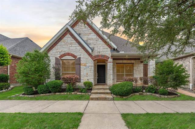 10135 Boyton Canyon Road, Frisco, TX 75035 (MLS #14609846) :: The Mauelshagen Group